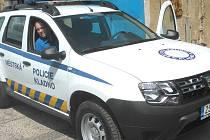 DACIE DUSTER jsou podle strážníků cenově výhodné vozy vhodné i do nepříznivých klimatických podmínek.