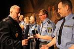 Pamětní listy a medaile převzalo u příležitosti 25. výročí založení Městské policie Kladno celkem třicet strážníků. Jednalo se o ty, kteří jsou ve službě déle než patnáct let, sedm z nich dokonce odsloužilo celých pětadvacet let.