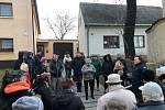 Letošní cyklus setkání radnice s občany odstartoval v Kladně na Vyšehradě. Foto: MMK/Michal Moravec