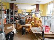 Prázdniny jsou v Mateřské škole Hrdlív ve znamení náročné rekonstrukce. Nový školní rok zahájí děti už v novém.