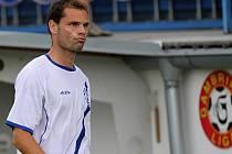 Pavel Bartoš // SK Kladno - Banik Sokolov 3:3 (2:0)  , utkání 29.k. 2. ligy 2010/11, hráno 4.6.2011
