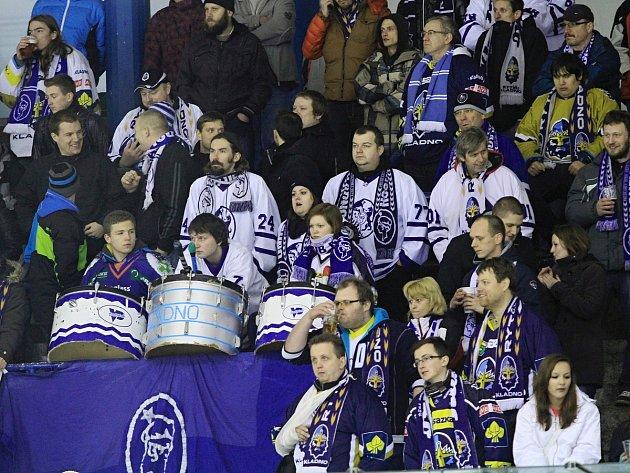 Rytíři Kladno – HC Škoda Plzeň 0:1, ELH 2013/14, hráno 6.2. 2014