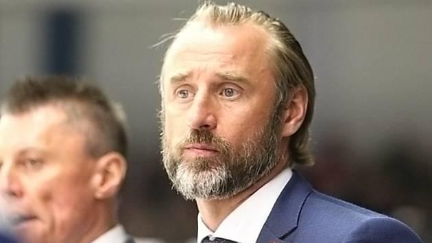 Kladno uspělo ve třetím barážovém duelu, porazilo 2:0 České Budějovice. trenér hostů Václav Prospal