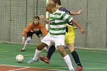 Kladenský Celtic zápas v Mělníku zvládl.
