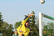Sokol Hostouň - Sokol Tuchoměřice 3:1 , utkání I.B, tř.sk.B, 2009/10, hráno 6.6.2010 - 24.k.