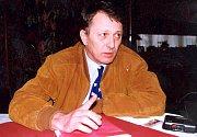 Vladimír Stehlík v době, kdy byl ještě plný síly a uvažoval o návratu do Poldi.
