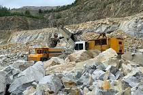 Těžba kamene (ilustrační foto).