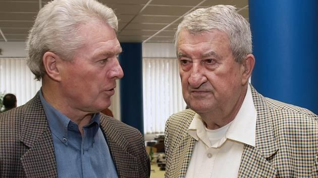 František Pospíšil a Jiří Kulíček