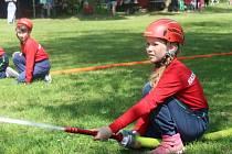 Na žilinském cvičišti se soutěžilo v požárním útoku.