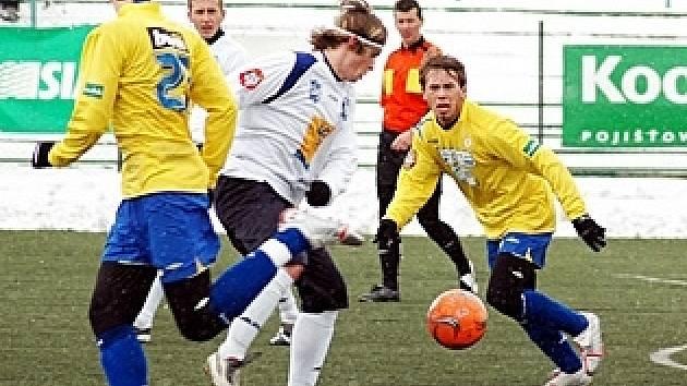 V Tipsport lize se kladenští fotbalisté dostali až do semifinále. přesto prý sestoupí.