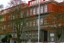 Průmyslová škola v Kladně.