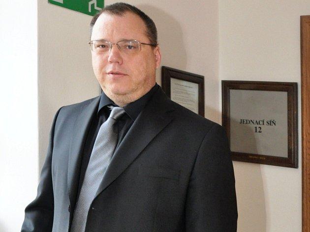 Jsem hrdý na to, co jsme dokázali, přišel říci k soudu Marko Stehlík.