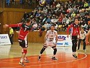 Kladno volejbal cz - Jihostroj České Budějovice 3:1,  Extraliga volejbalu, Kladno, 2. 12. 2017