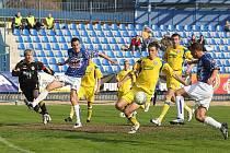 Gól Tomáše Klinky na 1:1.