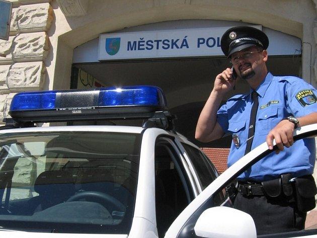 Unhošťští policisté sídlí od včerejška v budově na náměstí T.G.M.
