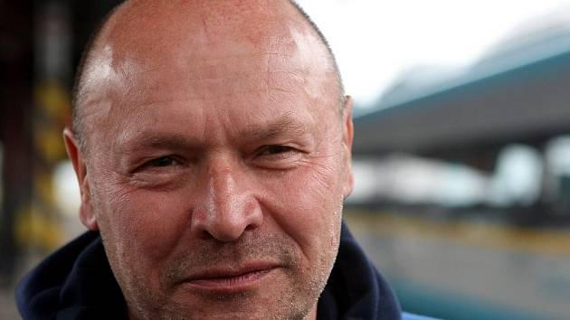 Fotbalový trenér Miroslav Koubek.