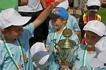 HOSTOUŇ CHILDREN FOTBAL CUP 2013