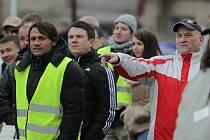 Lidé ve Hřebči se dočkají, sportovní areál je připraven k používání.