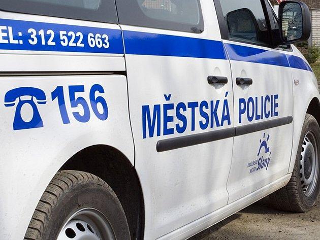 Městská policie Slaný
