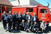 Stehelčevesští hasiči