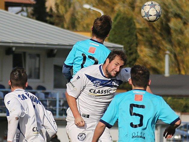 SK Kladno - Motorlet 0:2 (0:0), Divize B, 11. 11. 2017
