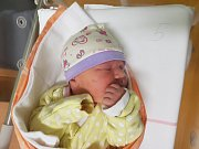 STELA IMBROVÁ, ZLONICE. Narodila se 14. prosince 2017. Po porodu vážila 3,48 kg a měřila 50 cm. Rodiče jsou Radka a Zdeněk Imbrovi. (porodnice Slaný)