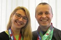 Spartan Race v Kladně. Alesia Rubachova a Tomáš Kučera budou i u sobotního závodu v centru Kladna