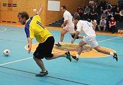 Velký turnaj SKFS rozhodčích se odehrál v Unhošti, vyhrál Mělník.