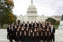 Ve středu 8. května v 10 hodin vystoupí v chrámu sv. Gotharda ve Slaném 30 členný sbor University Singers z Southwestern Adventist University v USA.