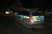 Policejní zásah v sobotu večer v Kladně-Švermově