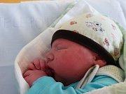 MATYÁŠ TELEPOVSKÝ, PLZEŇ. Narodil se 29. října 2018. Po porodu vážil 3,53 kg a měřil 50 cm. Rodiče jsou Nikola Sinecká a Martin Telepovský. (porodnice Slaný)
