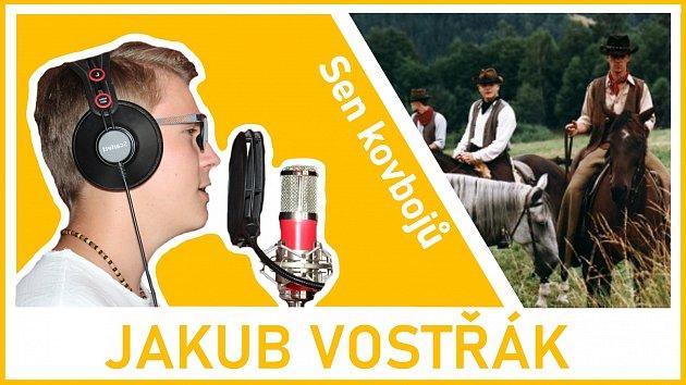 Náhledové foto kpísně Sen kovbojů - Jakub Vostřák.