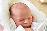 OLIVER SIMON, TUCHLOVICE. Narodil se 23. ledna 2018. Po porodu vážil 3,71 kg a měřil 50 cm. Rodiče jsou Barbora Simonová a András Simon. (porodnice Kladno)