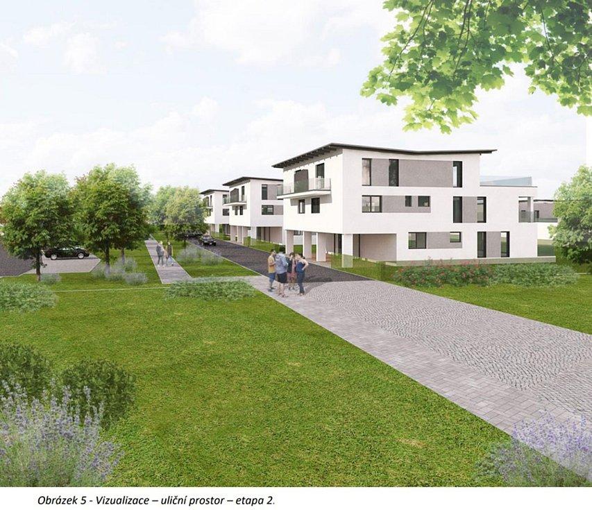 V Rozdělově má stát další Lidl a také nové domy.