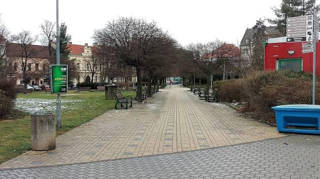 Přepadení se stalo na náměstí Svobody.