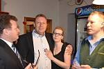 Ples obcí Žižicka se konal ve Vítově