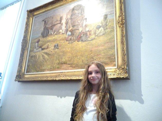 Výstava Karala Karase v Zámecké galerii Kladno
