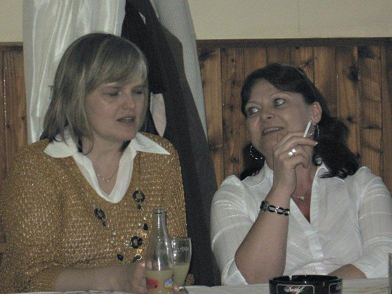 V sobotu bylo v řisutské hospodě veselo. Sešli se rodáci.