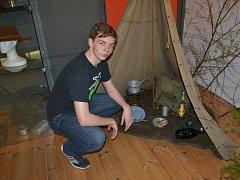 Vernisáž výstavy Tramping v proměnách času se uskutečnila ve čtvrtek v prostorách Muzea T. G. Masaryka v Lánech.