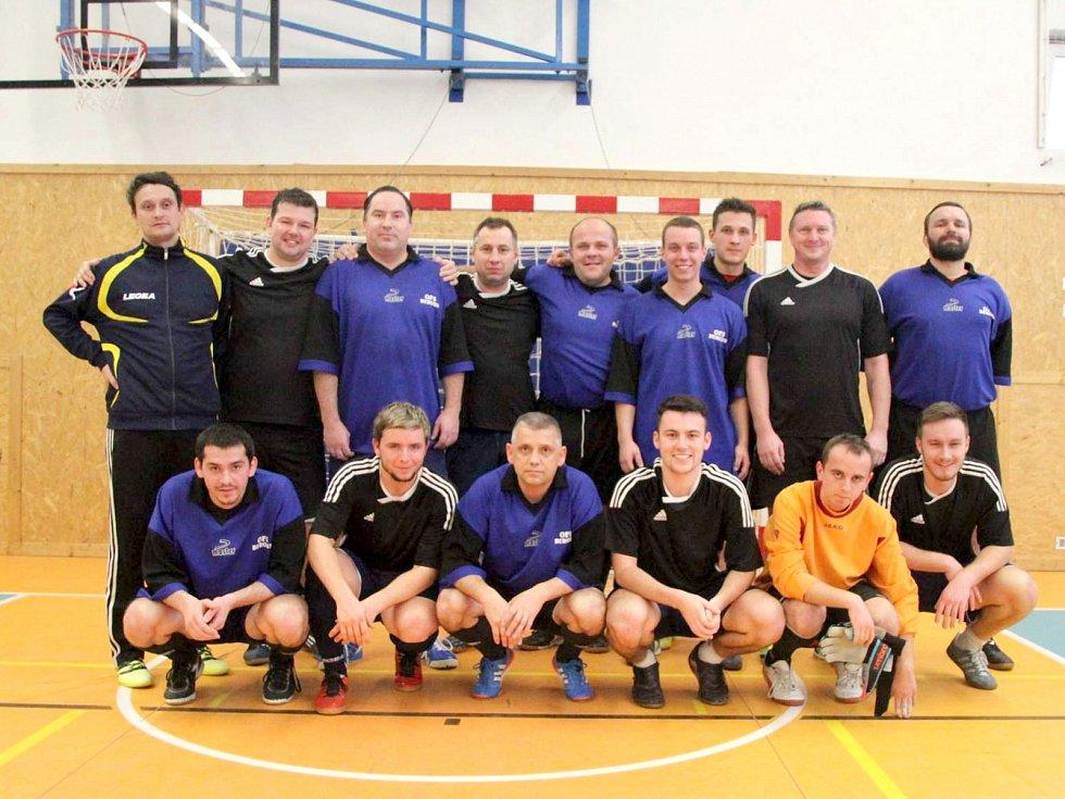 Velký turnaj SKFS rozhodčích se odehrál v Unhošti, tým OFS Beroun