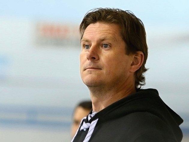 Trenér Řisut Martin Procházka.