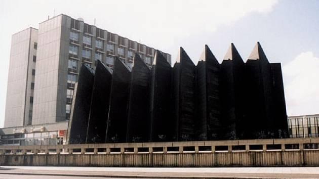 Budova Kokosu v Kladně