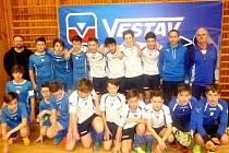 Vestav Cup 2017. Třetí SK Kladno