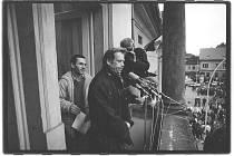 Vzpomínka na listopad 1989 se koná dnes ve slánské knihovně.