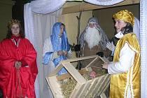 Vánoční akce  - Slaný