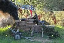 Oslavy osvobození obce Brandýsek se uskutečnily v sobotu 7. května.