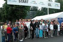 Třetí ročník sportovně-společenské humanitární akce Běh naděje se v pátek 18. června uskutečnil v Kladně. Do areálu Sletiště sem svým běžeckým výkonem přišli podpořit boj proti rakovině školáci z Kladna a Pcher i veřejnost.