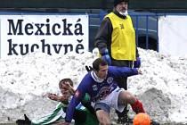 SK Kladno - Bohemians Praha 1:0 (1:0), 17. kolo Gambrinus ligy 2008/9, hráno 18.2.2009