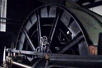 Těžní stroj na Mayrovce
