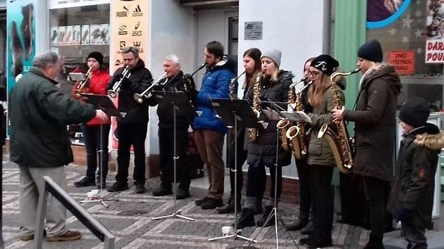 Muzikanti Rudolfa Hyšky rozezněli Londu.